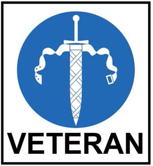 Veterankort-logo
